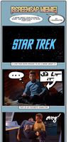 Screencaps Meme: Star Trek by enterprising-bones