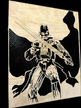 Lord Vader by PhoenixHBA