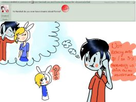 Ask Marshall Lee and Fionna the human: Question 8 by Drawing-Heart