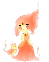 flame princess by blossomlikereadbook