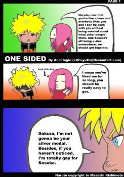 One Sided - Page 1 by xXFuyuXx