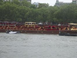Royal Barge III by YesIamEccentric