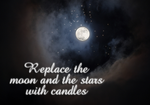 Moon and the Stars by MadelineHayes