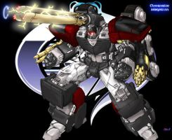 Dominator Megatron by RoadbusterDoM