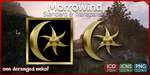 ODN Icons - Morrowind (Standard and Transparent) by KaizenNeko