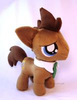 Doctor Whooves by PlanetPlush