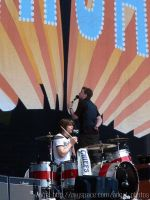 Kaiser Chiefs at Monaco by DarkAngelic777