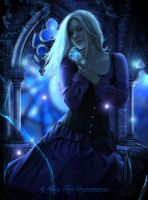 Coveted Blue by Alexis-Frost