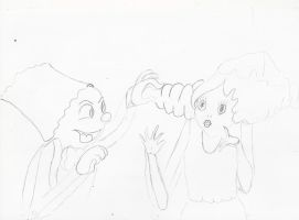 the SILLY SYMPHONY from 1935 by Angels-Pixie-D