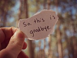 Goodbye by hourglass-paperboats