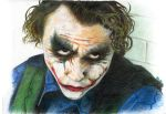 Why so serious? by Zenithuk
