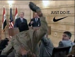 Just Do It...Bush Edition by lo0gie
