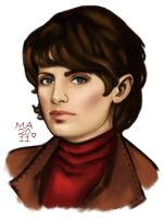 Detective Sam Lane Commission by MaRge-KinSon