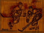 Patric Hornqvist by Vanessa28