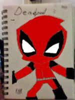 Deadpool Chibi by nightwing737
