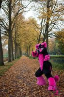 Autumn Leaves by FurryFursuitMaker
