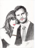 Fifty Shades of Grey by whassouh