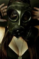 Gas Mask Series -4 by Trappedbehindthelens