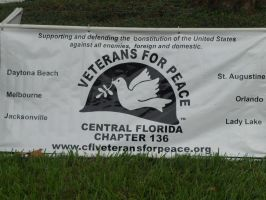 ...Local Veterans for Peace... by Caedy
