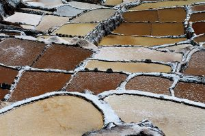 Maras Salt Terraces by GothicaDollParts
