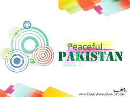Peaceful Pakistan by Faisalharoon