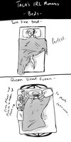 Tala's IRL Moments: Beds by TalaSeba