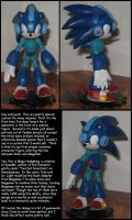 Mega Hedgehog custom by Wakeangel2001