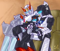 TF-Commission PxJ Family Color by plantman-exe