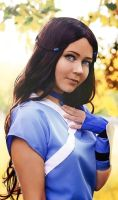 Avatar: The Last Airbender - Katara by TophWei