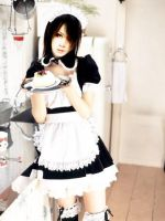Ruki Maid by SpookyKanna