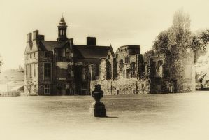 Rufford Abbey II... by TheBaldingOne