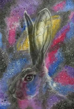 Galactic Hare by Dagger-13
