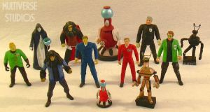 MST3K Action Figures by Weirdonian