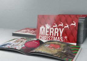 Christmas Photo Album by RadomirGeorgiev