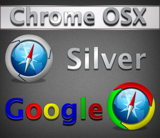 Chrome OSX by bohemiadrinker