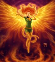 Rebirth Flame by arinoag
