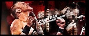 Christian New WHC - WWE 2 by findmyart