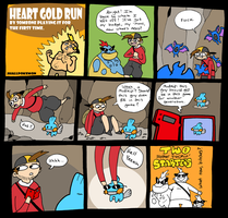 Heart Gold Run 16 by JHALLpokemon