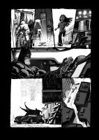 Batman Black and White page 03 by StephaneRoux