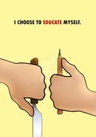 What do you choose? by nirman