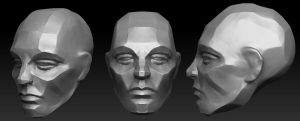 More Zbrush heads! by Magmabolt