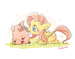 Hi Waddles by Ssalbug