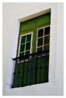 Vila Vicosa Old Door by FilipaGrilo