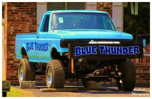 Blue Thunder by TheMan268