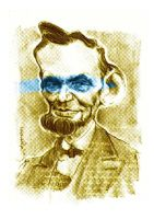 Abraham LINCOLN by nakkah