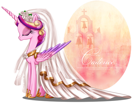 Princess Cadence - Wedding Day by selinmarsou