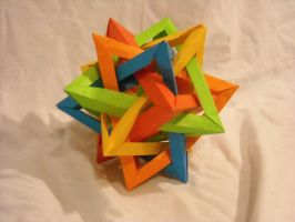 Module Origami Dodecahedron by Jophish126