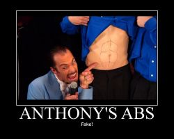 Anthony's Abs by htfman114