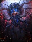 Baal the giant spider - advanced version by VladMRK