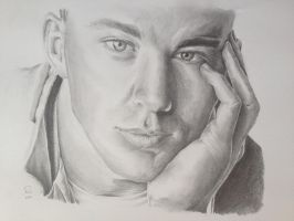 Channing Tatum by PatrickRyant